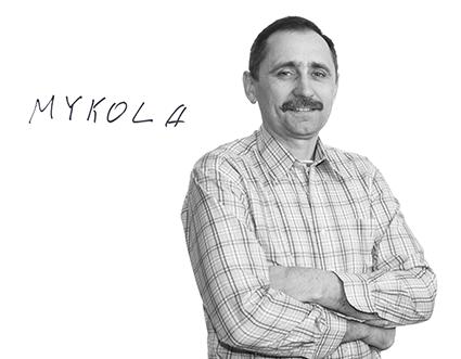 Mykola Shulzheuko