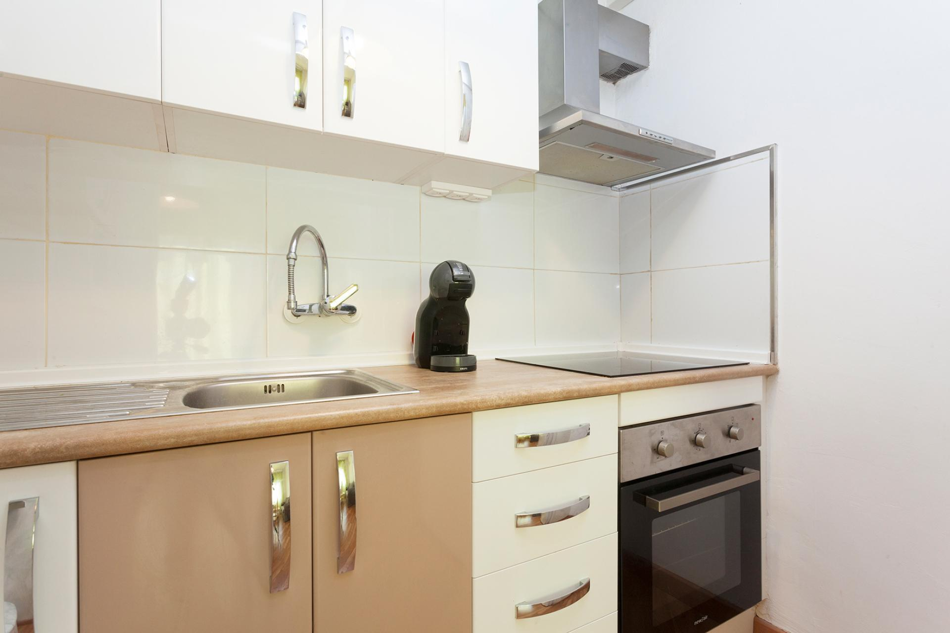 Shbarcelona flat for rent lcoated very close to sants for Kitchen gadgets barcelona