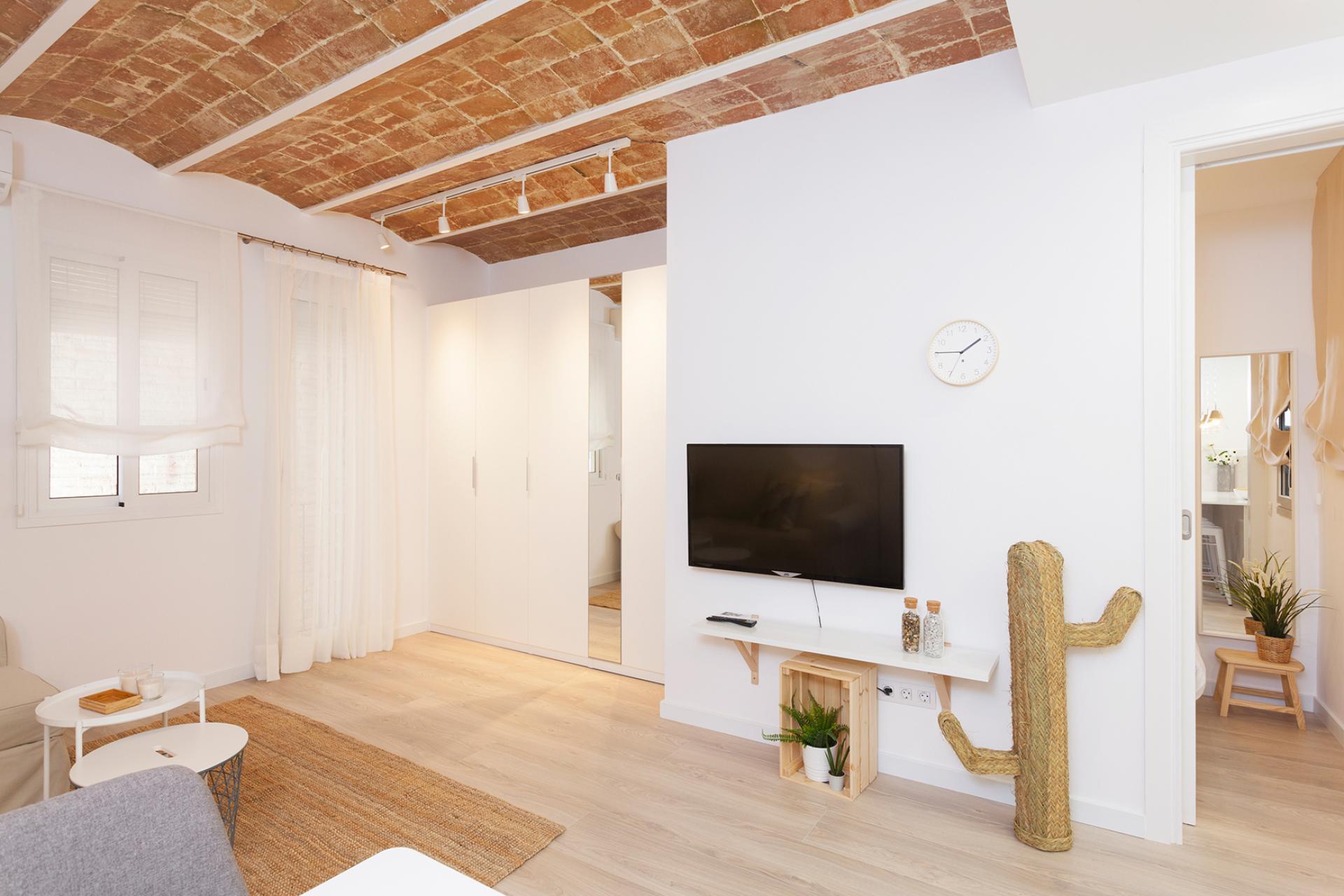 Shbarcelona maravilloso piso en alquiler en sants montju c for Pisos alquiler sants badal