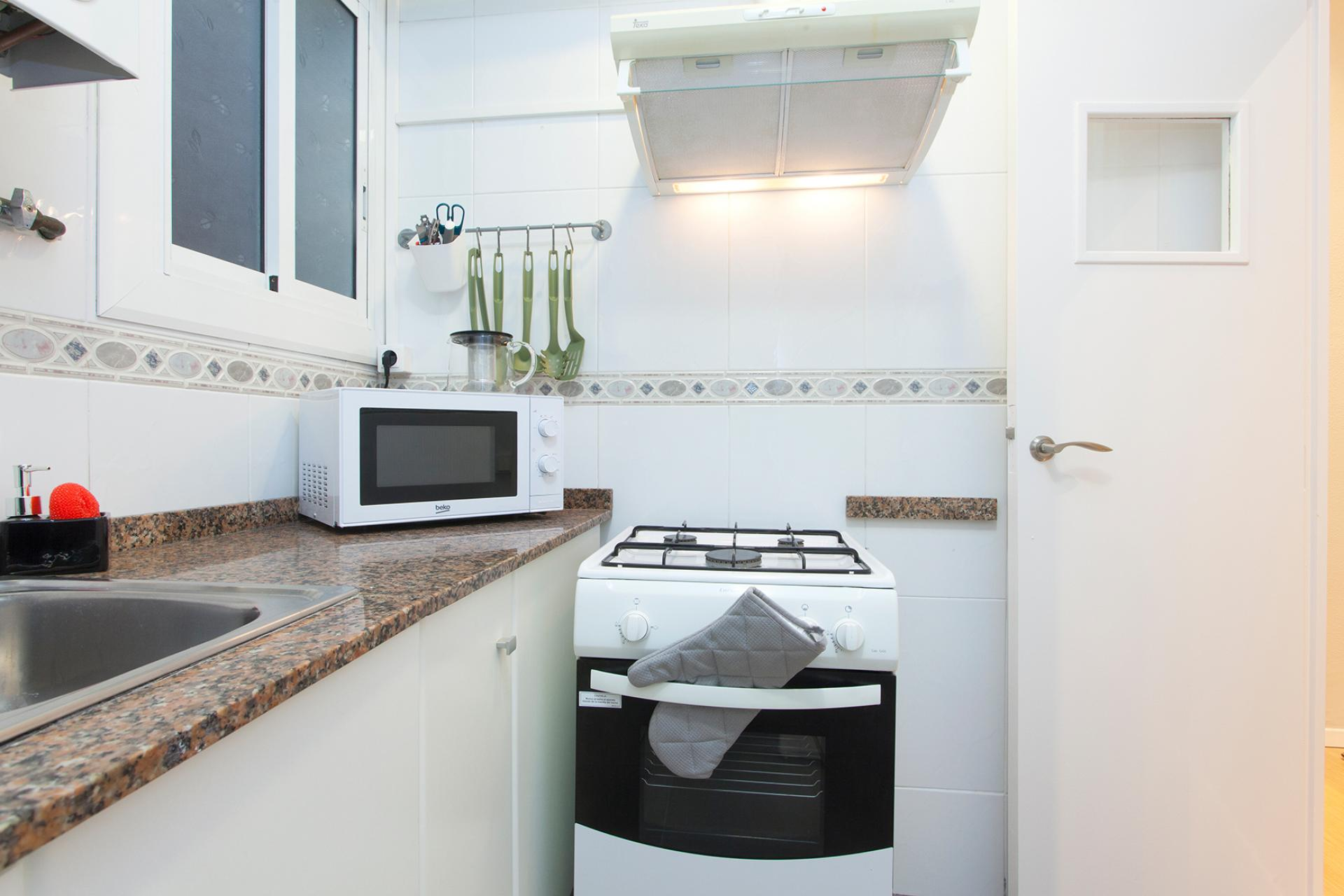 Apartment for rent barcelona l 39 eixample marqu s de campo for Kitchen gadgets barcelona
