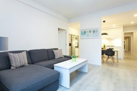 splendido appartamento in affitto in carrer Casp con Napols