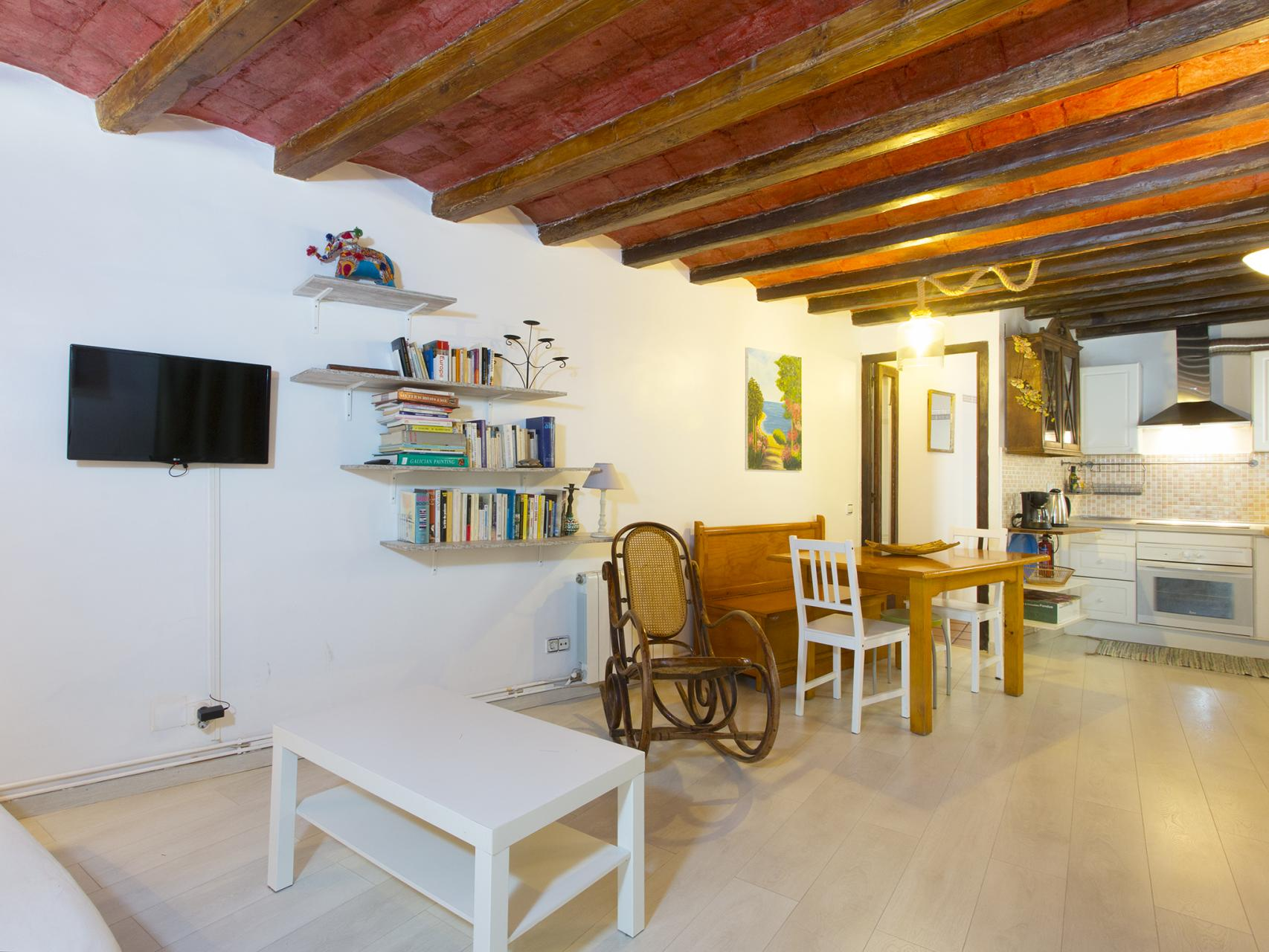Apartment for short term rental barcelona sants montju c piso con licencia tur stica fontrodona - Piso con licencia turistica barcelona ...