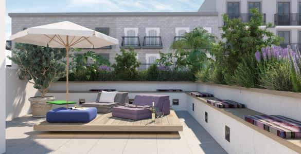 Apartment for sale in Barcelona Obra Nueva Poeta Cabanyes - Blai