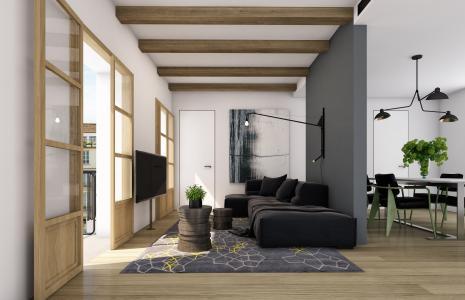 Apartamento para venda em Barcelona Aragó - Padilla