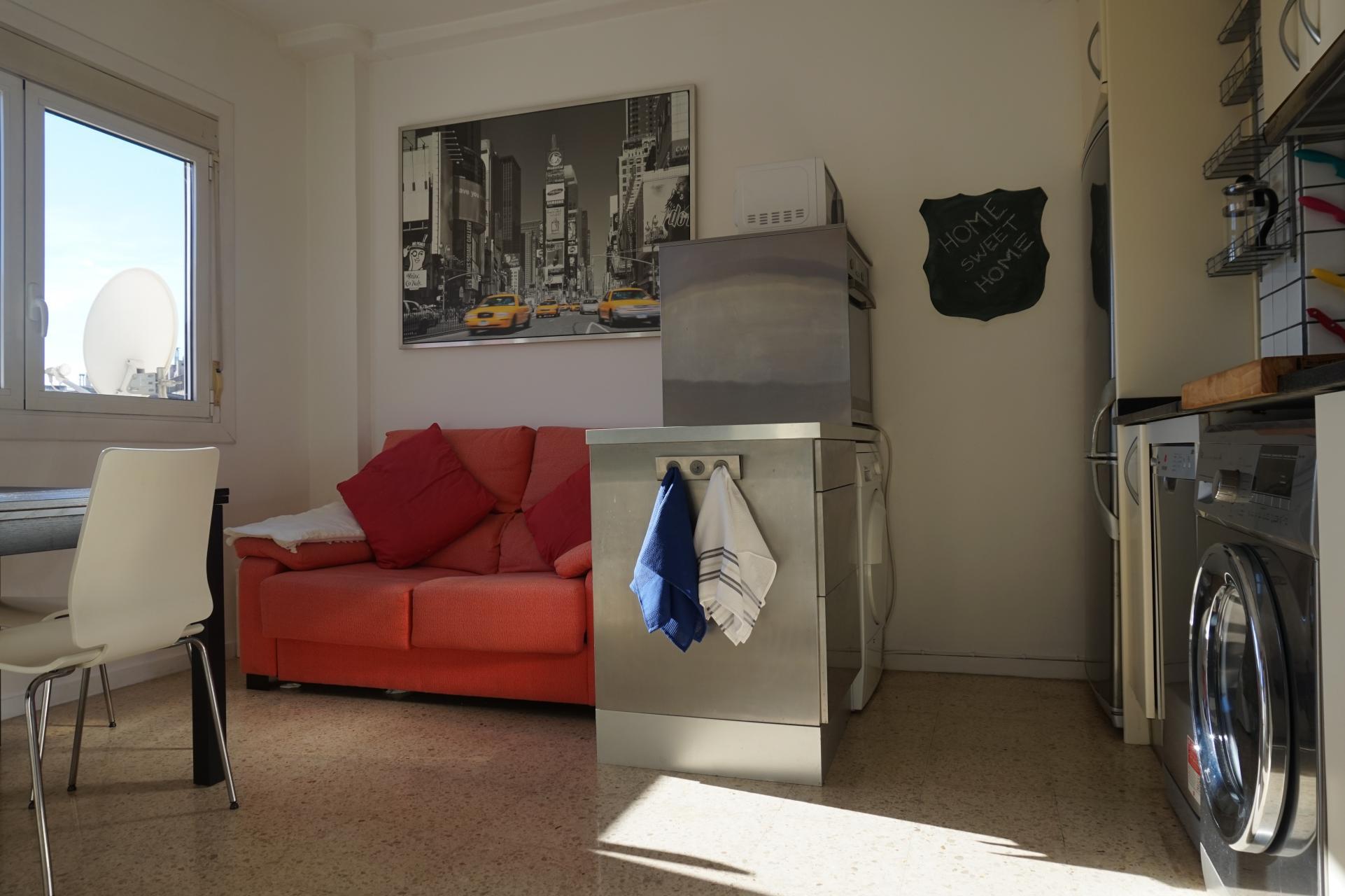 Apartamento en Alquiler en Barcelona Tiradors - Comerç