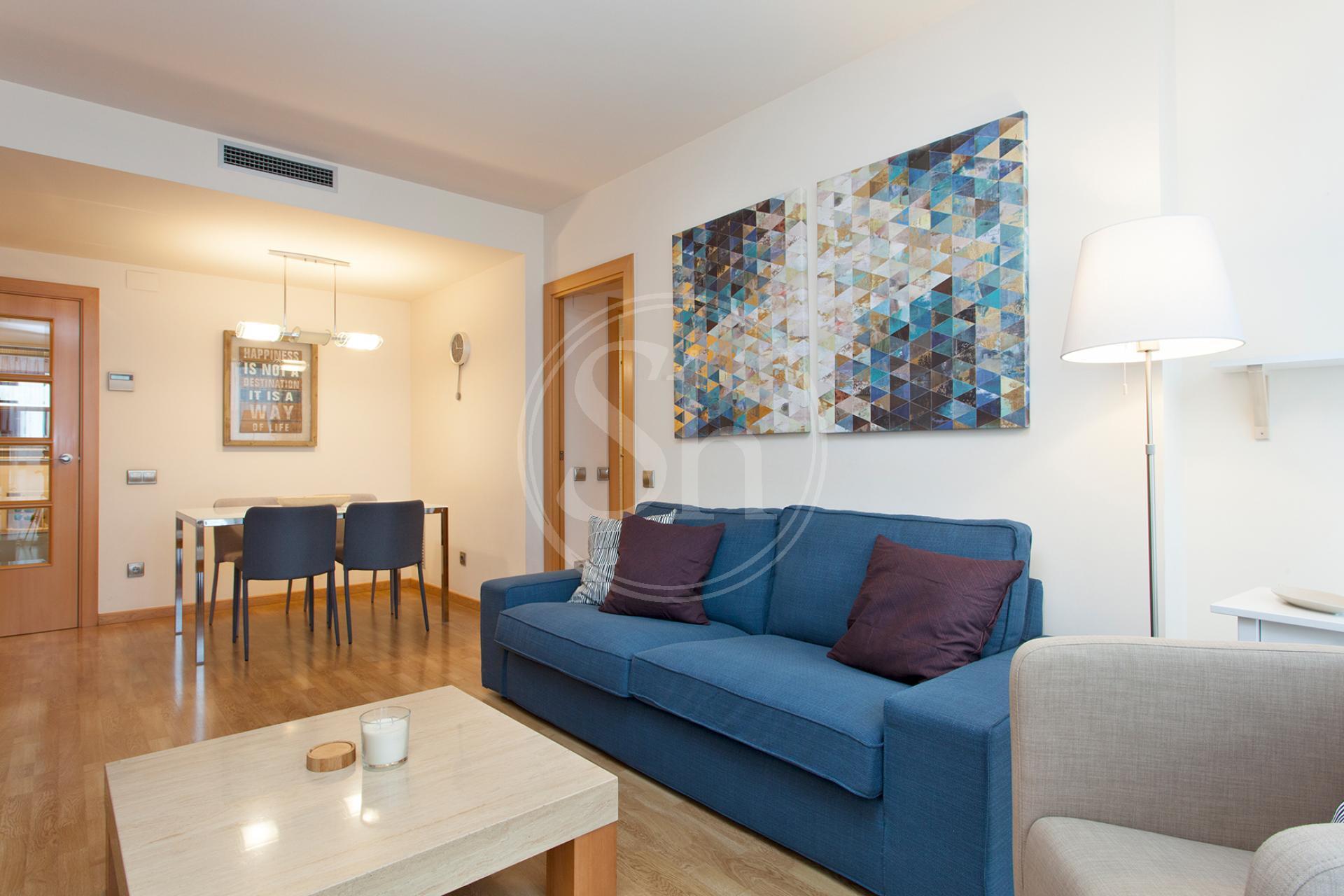 Piso de alquiler por temporadas mensuales en Sant Antoni