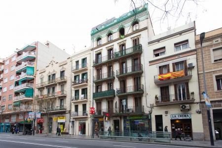 Pis en Lloguer a Barcelona Carrer Sants - Rambla Brasil