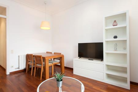 Aluguel por temporadas mensais de apartamento no L'Eixample Esquerra