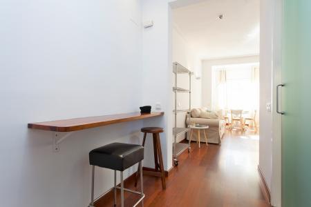 Appartamento in affitto nel centro di Barcellona