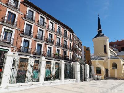 Studio à louer à Madrid Rodas - La Latina
