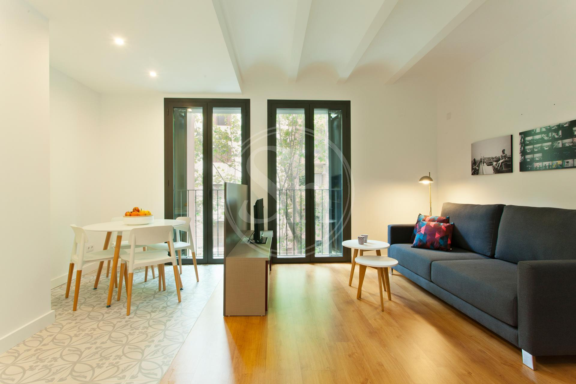 Appartement à louer à Barcelona Consell De Cent - Entença