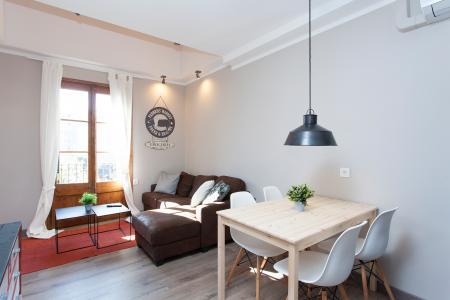 Apartamento nel cuore della città in C / Consell de Cent