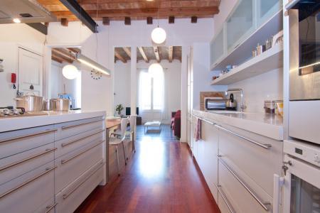 Magnifique appartement à louer en plein centre de Barcelone