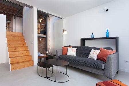 Quattro stanze da letto e giardino in via Finlandia - Sants