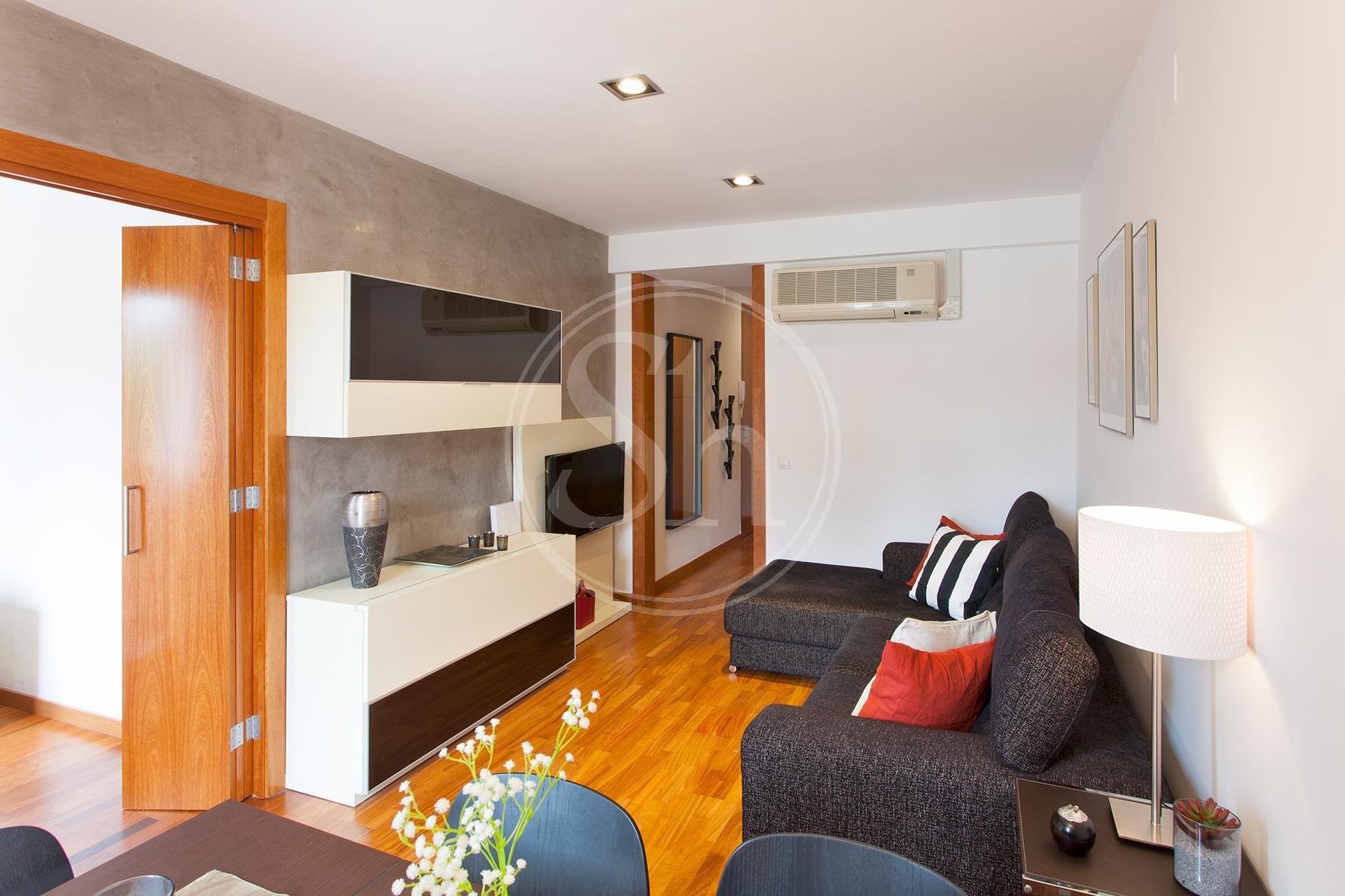 Apartamento idóneo para alquileres temporales