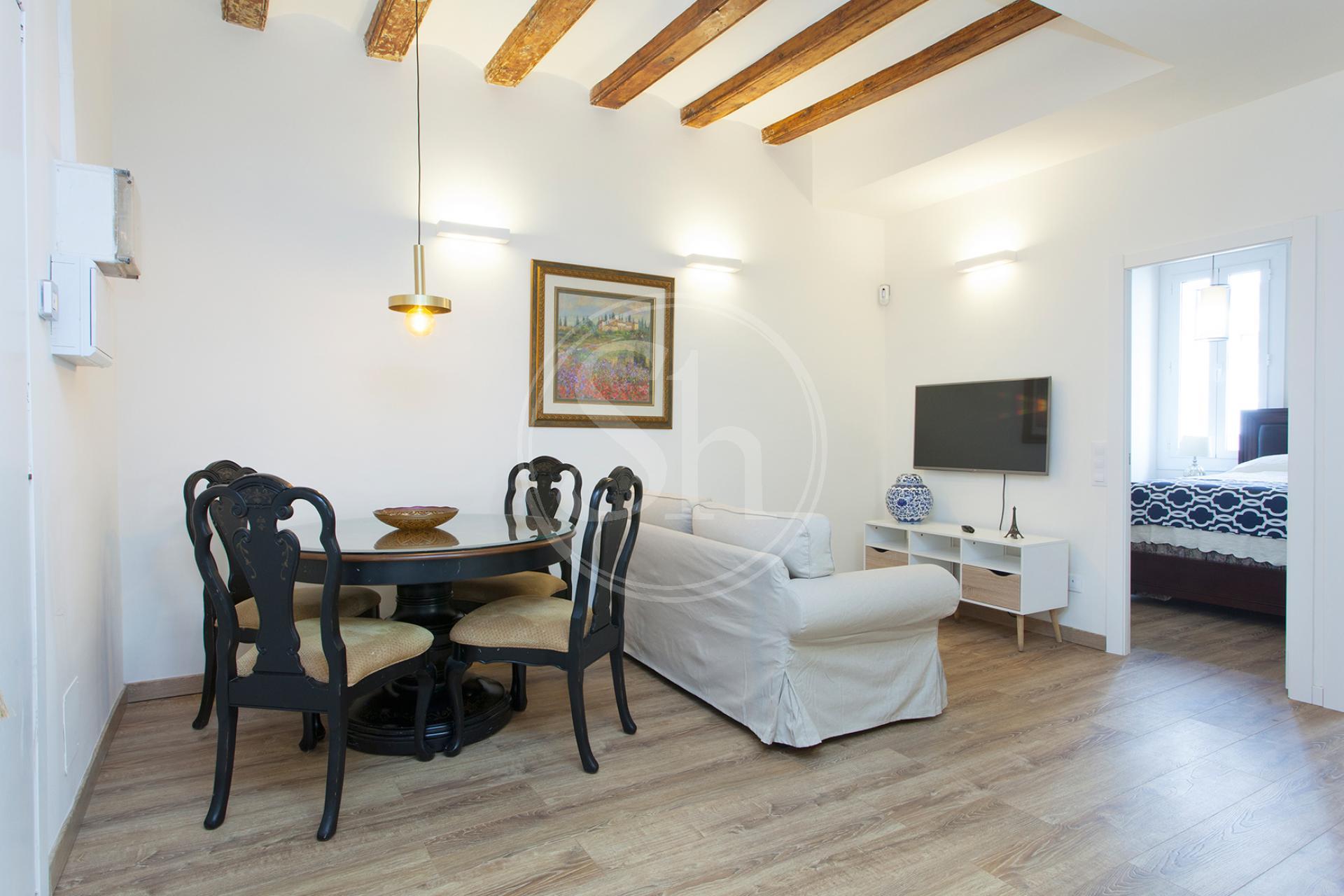 Shbarcelona alquiler piso por temporadas raval barcelona - Alquiler piso por meses barcelona ...