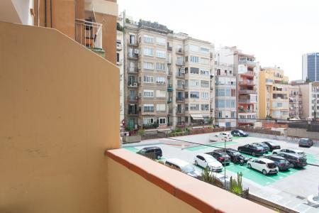 Alquiler temporal piso en Sarrià Sant - Gervasi