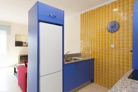 Appartement à louer à Barcelona Consell De Cent - Plaza España