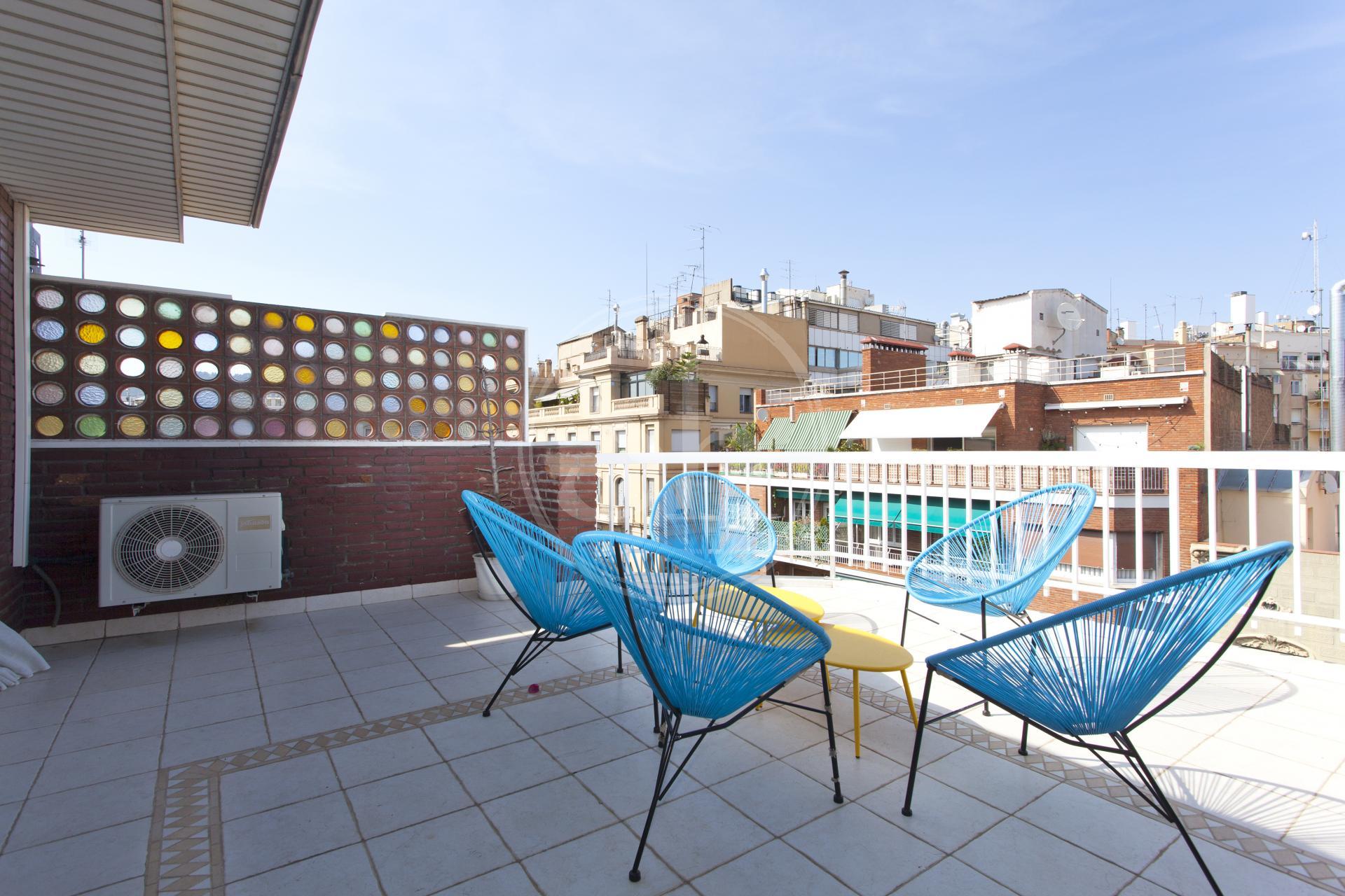 Pis en lloguer barcelona l 39 eixample casanova londres - Lloguer pis barcelona particular ...