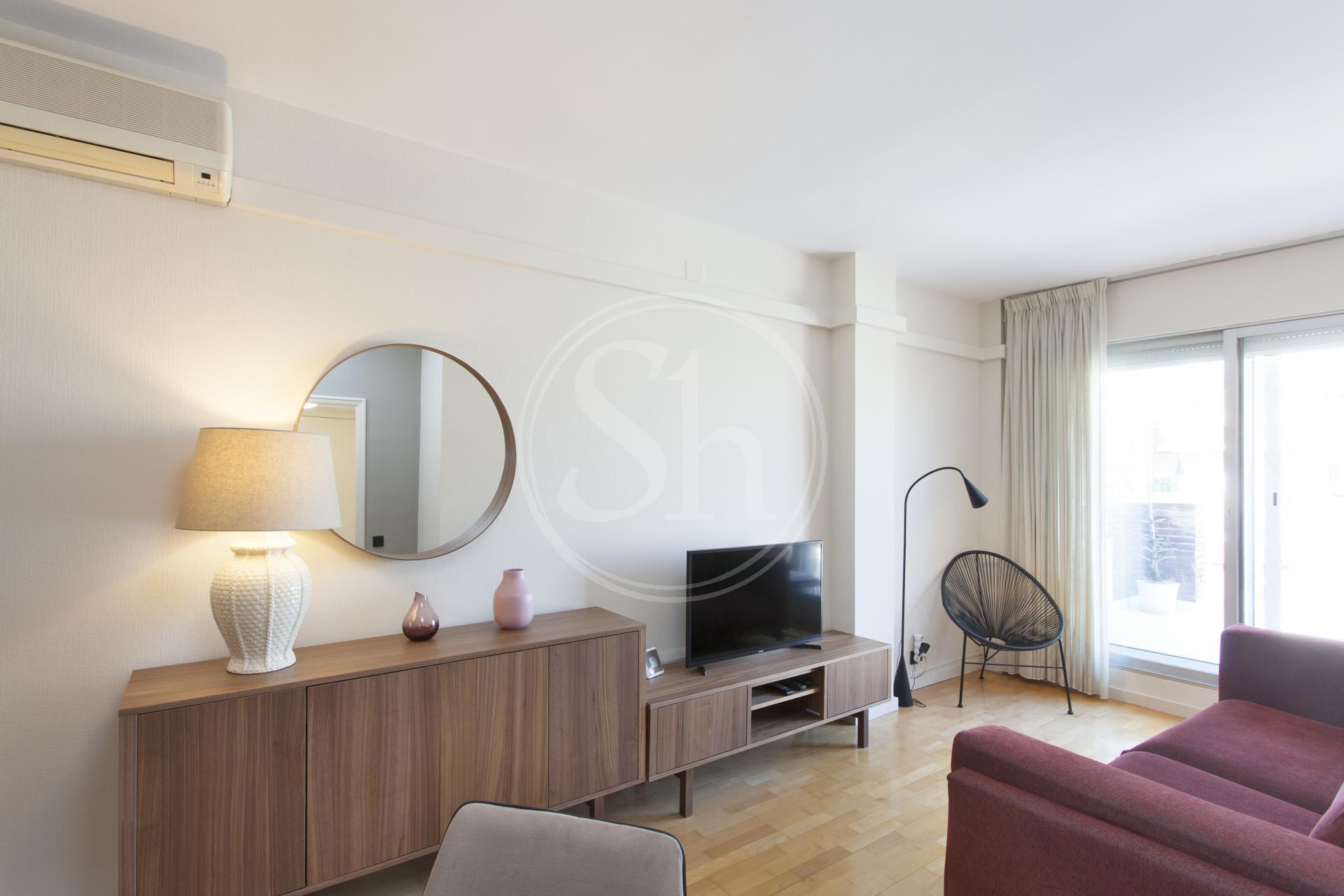 Appartement te huur in Barcelona Casanova - Londres