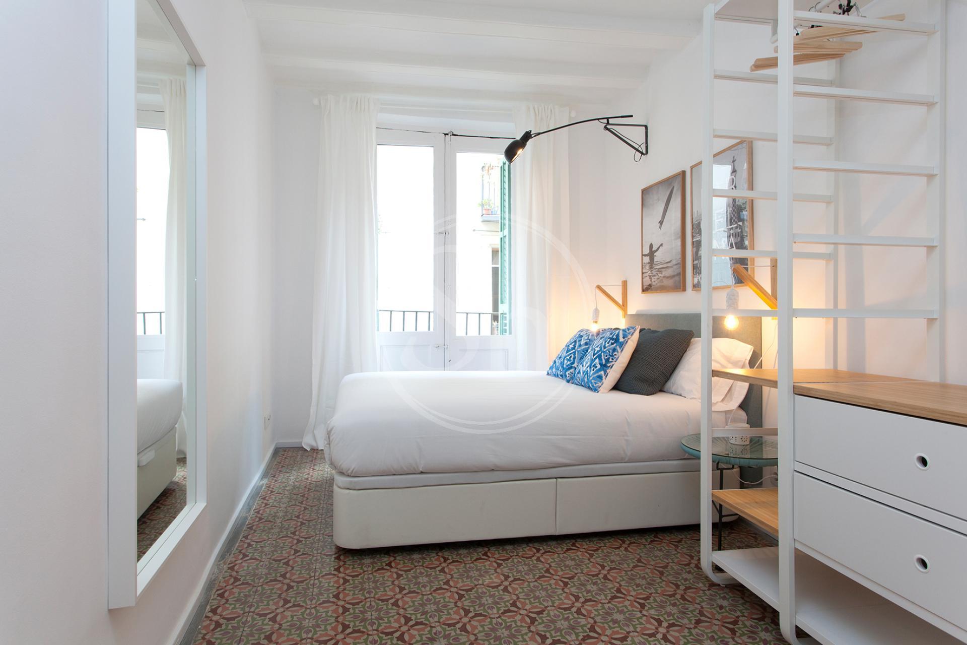 Wohnung zur Miete in Barcelona Del Pi - Catedral