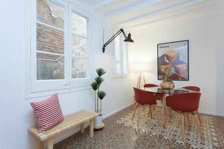 Apartment for Rent in Barcelona Del Pi - Catedral