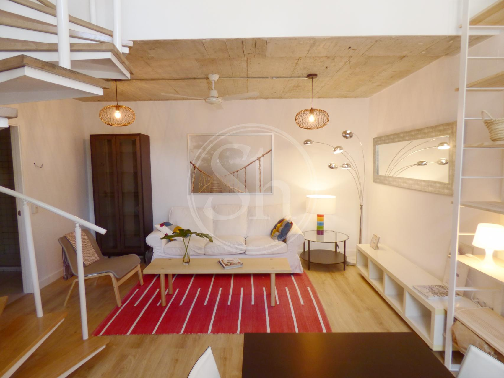 Loft For Rent In Madrid Rosario Romero Plaza Castilla