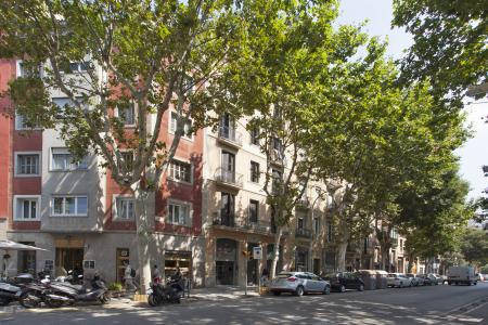 Alquiler temporal piso en calle Consell de Cent en l'Eixample