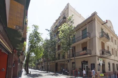 Attico in affitto in Via de Galileu