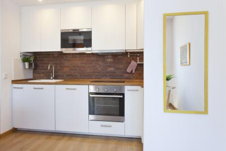 Furnished apartment for rent carrer Pere IV