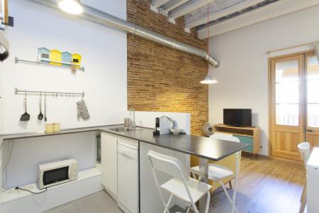 Appartement te huur in Barcelona Salva - Elkano