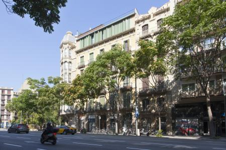 Piso en Alquiler en Barcelona Arago - Pas. Sant Joan