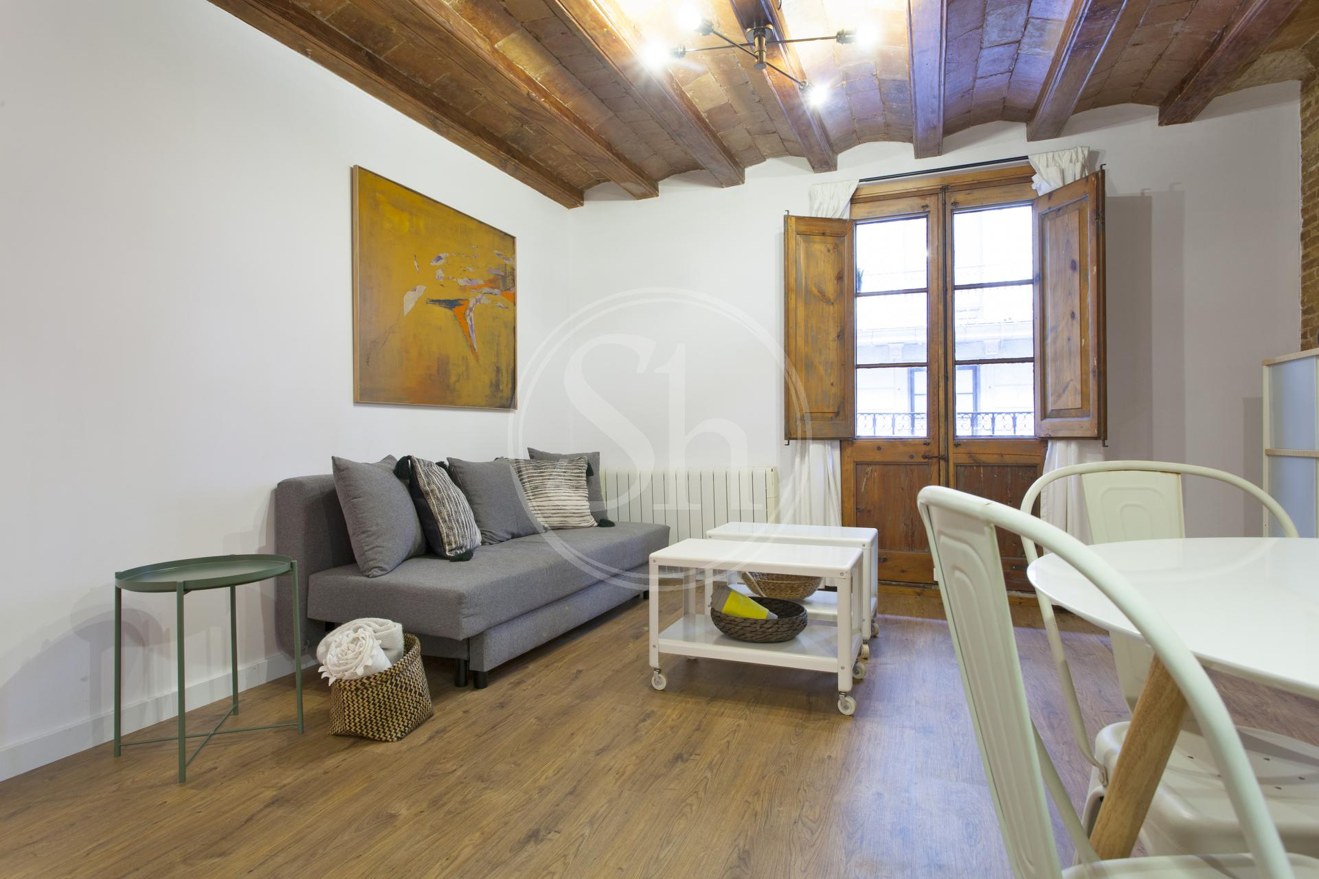 Apartment for Rent in Barcelona Unió - Penedides