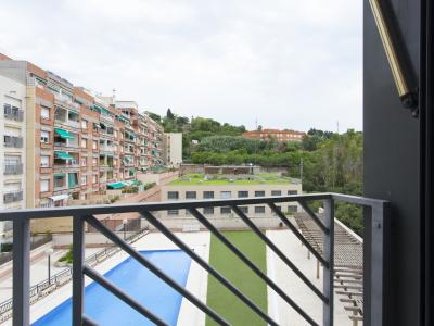 Wohnung zur Kurzfristige Vermietung in Barcelona Gran Vía De Les Corts Catalanes - Minería