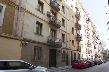 Jolie rénovation dans le quartier de la Barceloneta