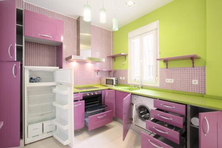 Appartement à louer à Madrid Padilla - Barrio De Salamanca