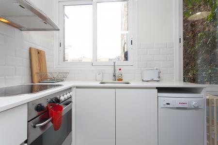 Apartamento mobiliado para alugar no Eixample Derecho
