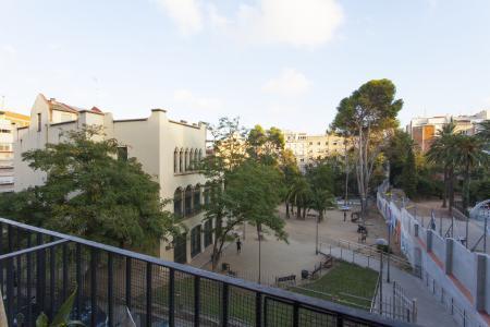 Dans le beau quartier de Sant Gervasi