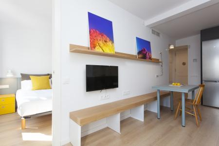 Bright cosy flat to rent in Poble Sec