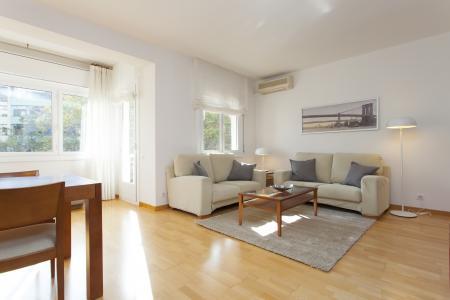 Appartamento arredato in affitto a Les Corts