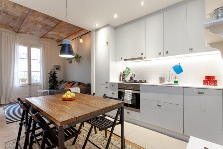 Meraviglioso appartamento in affitto in Avenida Gaudi