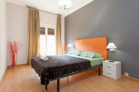 Spazioso appartamento in affitto in via Casanova