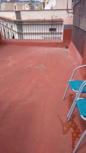 Piso en Alquiler en Barcelona Assaonadors - Born (terraza)