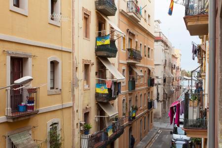 Accogliente appartamento in affitto in via Pescadors