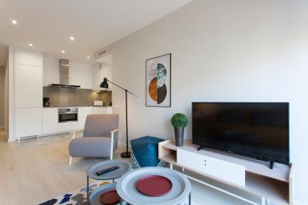 Interessante appartamento in affitto in via Balmes a Barcellona