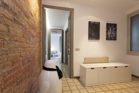 Bonito piso de alquiler mensual en calle Calabria con Sepulveda