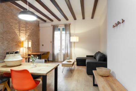 Splendido monolocale in affitto in via Carme