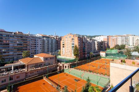Piso amueblado en alquiler en Sarriá Sant Gervasi
