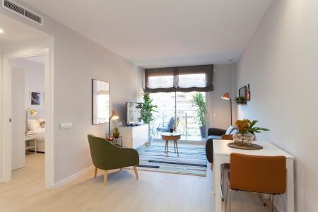 Appartamento arredato in affitto a Sarriá Sant Gervasi