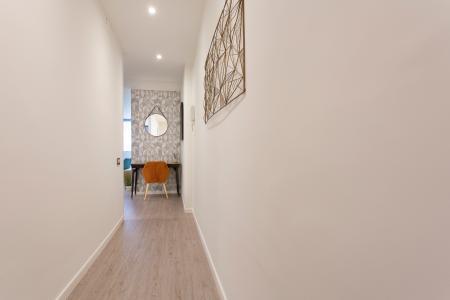 Wohnung zur Miete in Barcelona Rocafort - Arago